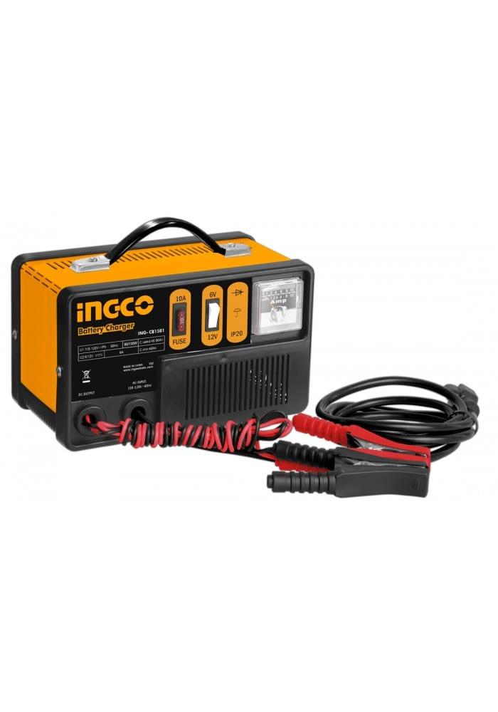 Φορτιστής Μπαταριών CB1501 INGCO