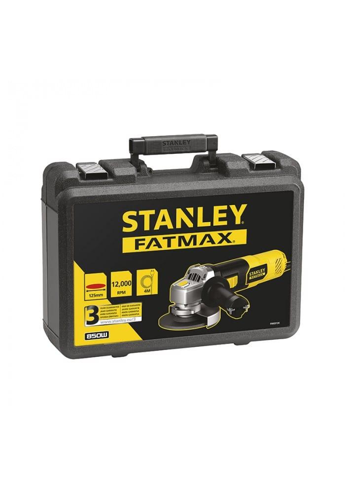 Γωνιακός Τροχός 850W 125mm FME822K STANLEY