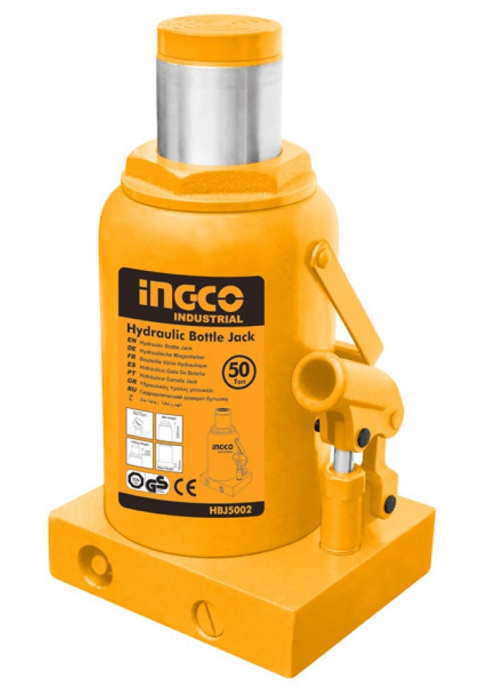 Γρύλος Υδραυλικός 50 Ton HBJ5002 INGCO