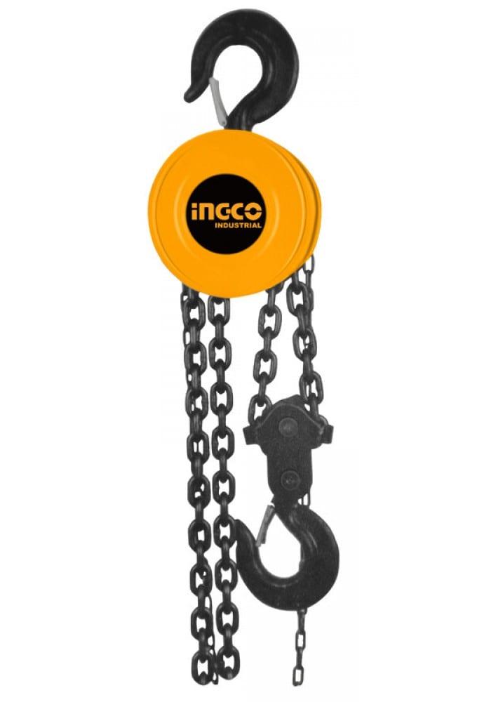 Παλάγκο Αλυσίδας 5tn HCBK0105 INGCO