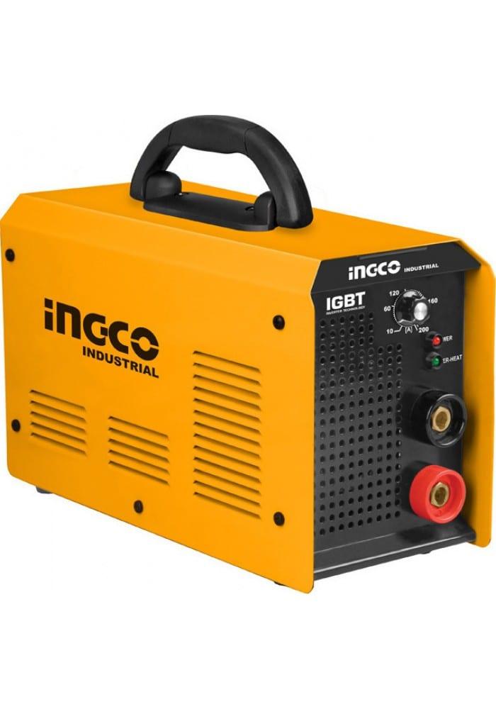 Ηλεκτροσυγκόλληση Inverter 160A MMA1606 INGCO