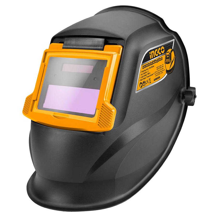 Μάσκα ηλεκτρονική ηλεκτροσυγκόλλησης AHM009 INGCO
