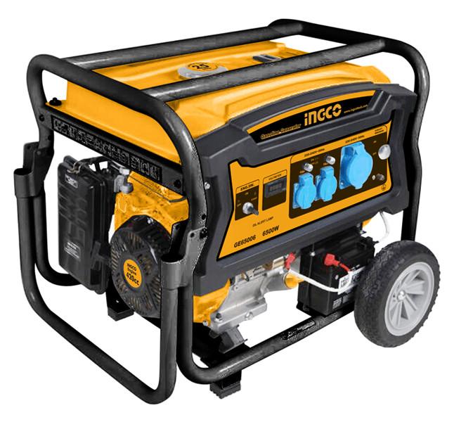 Γεννήτρια βενζίνης 8.1KVA AVR GE65006 INGCO