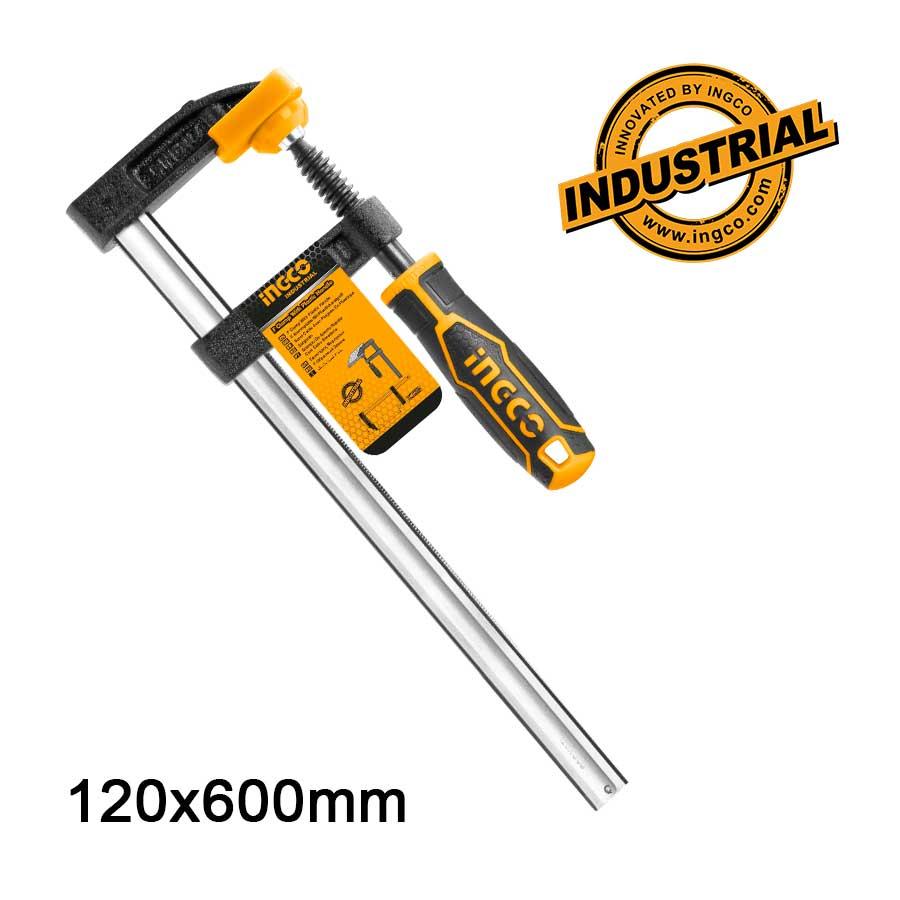 Σφιγκτήρας βαρέως τύπου 120x600mm HFC021205 INGCO