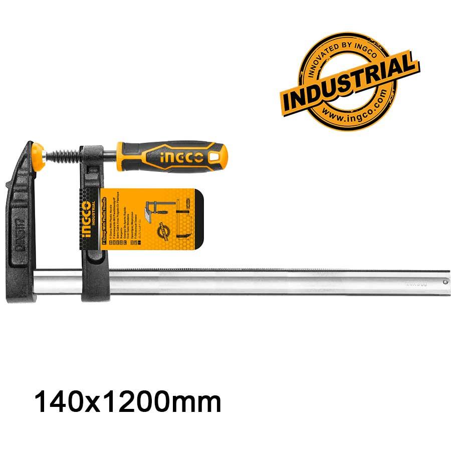 Σφιγκτήρας βαρέως τύπου 140x1200mm HFC021401 INGCO
