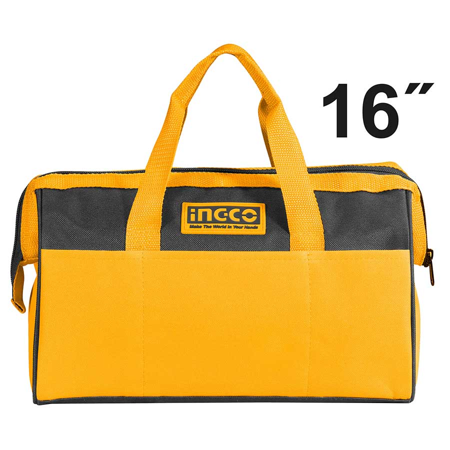 Εργαλειοθήκη Τσάντα 16″ HTBG28161 INGCO