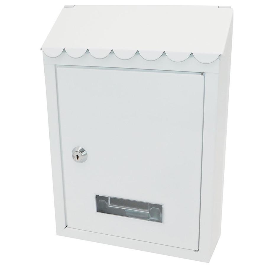 Γραμματοκιβώτιο λευκό ΓΓ912