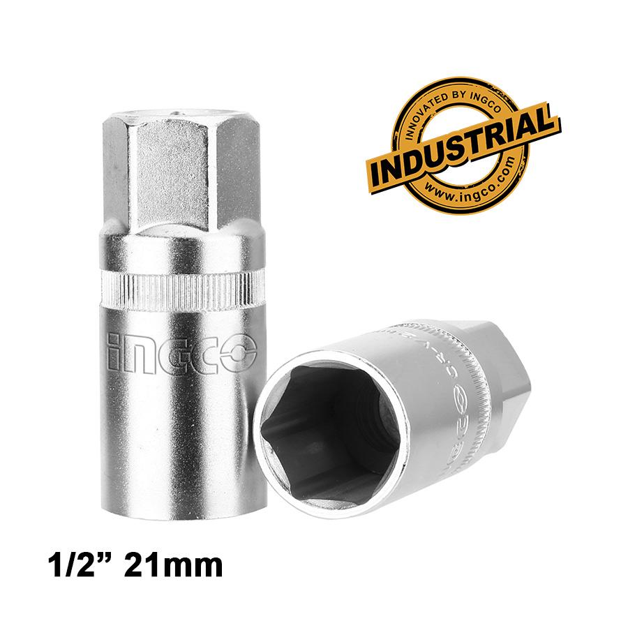 Καρυδάκι Μπουζόκλειδο 1/2″ 21mm HSPS12211 INGCO