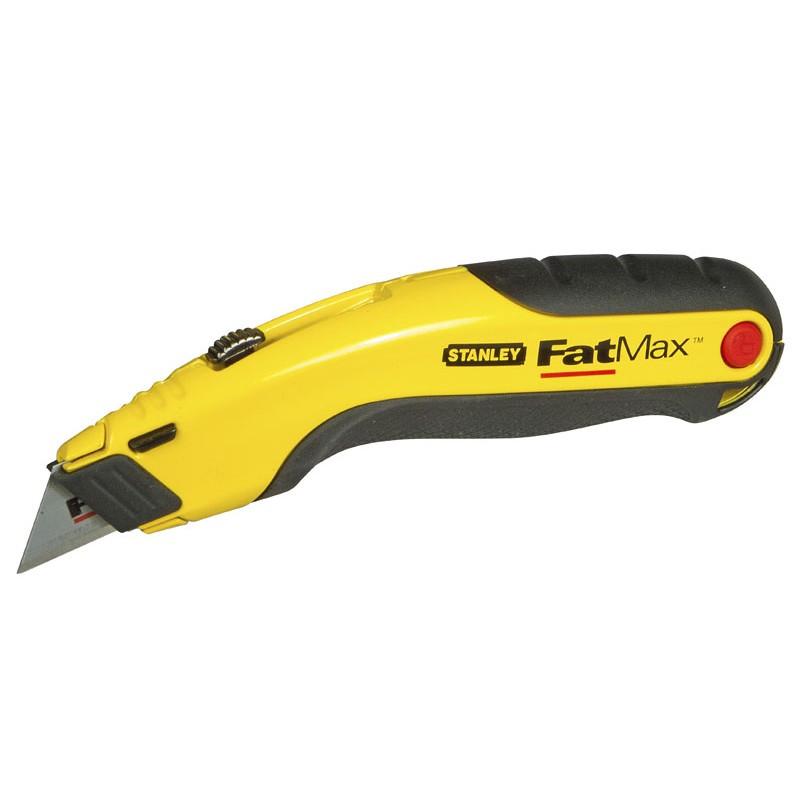 Μαχαίρι με επαναφερόμενη λάμα 9mm 0-10-778 STANLEY