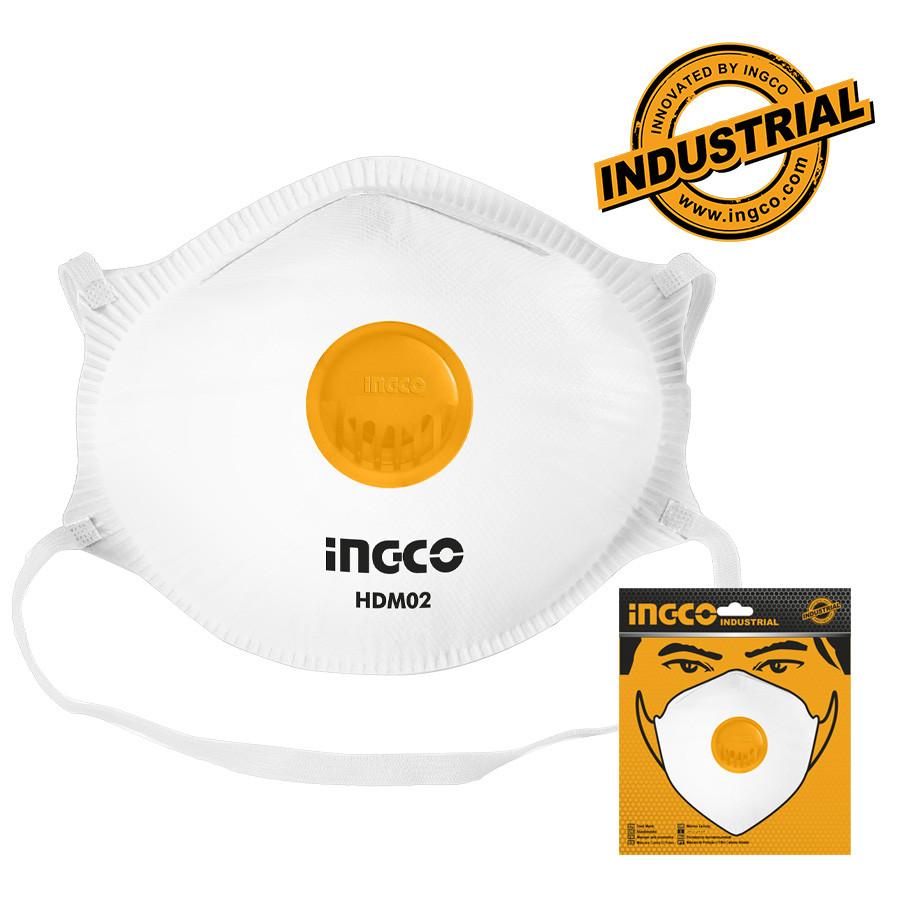 Μάσκα σκόνης FFP2 HDM02 INGCO