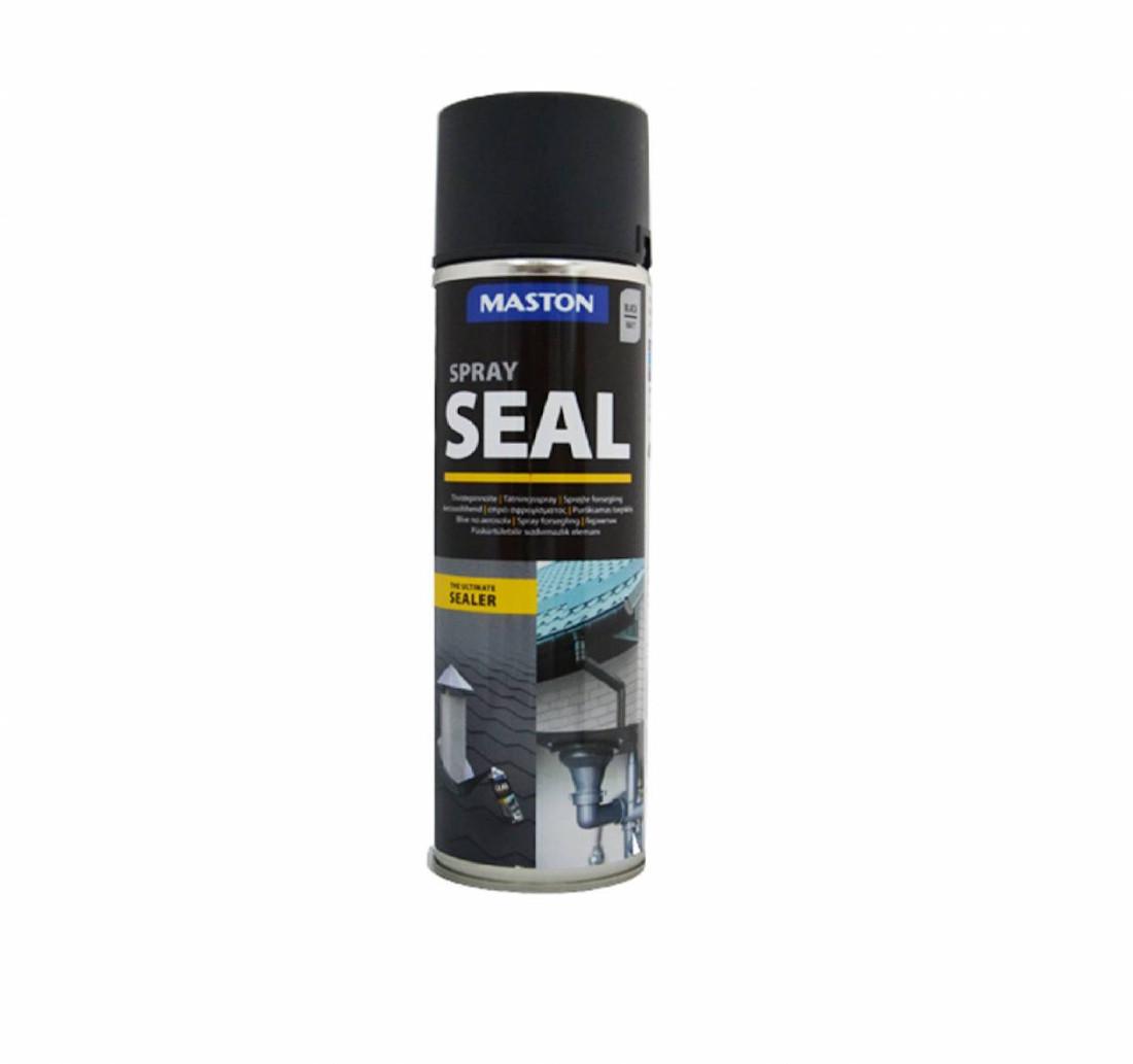 Μονωτικό σπρέυ MASTON SEAL 500ml Μαύρο 1970121