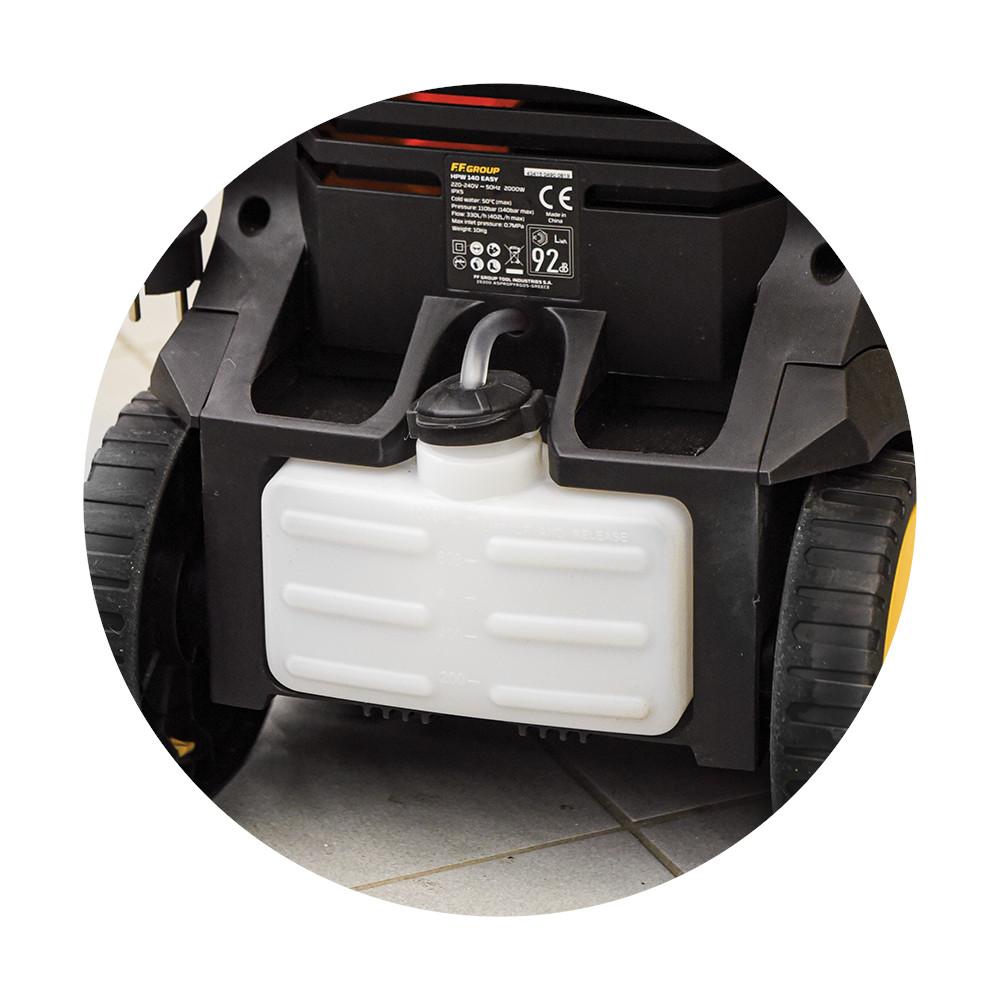 Πλυστικό μηχάνημα 140bar HPW140 EASY 43415 FF GROUP