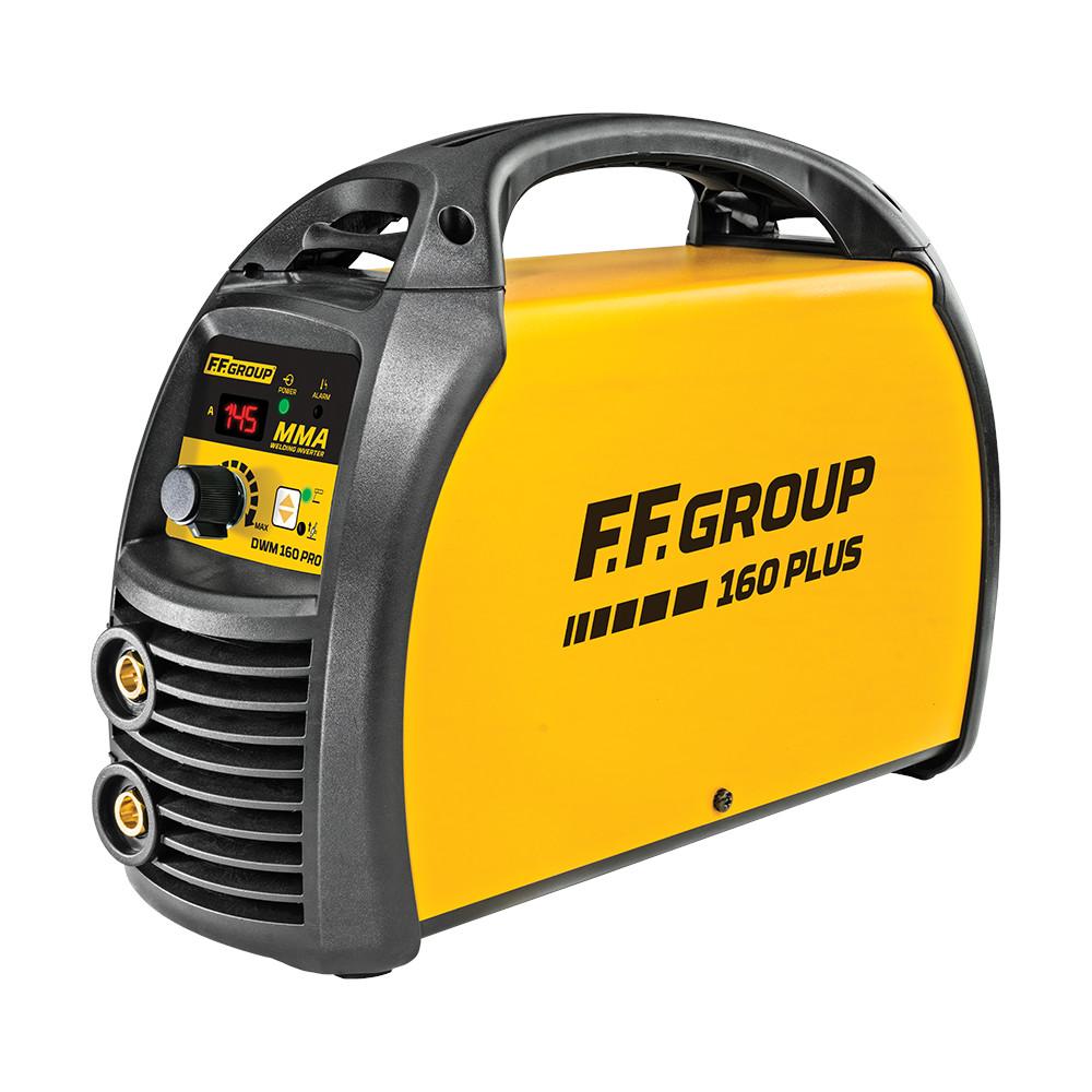 Ηλεκτροσυγκόλληση inverter 160A DWM160 PLUS 45485 FF GROUP