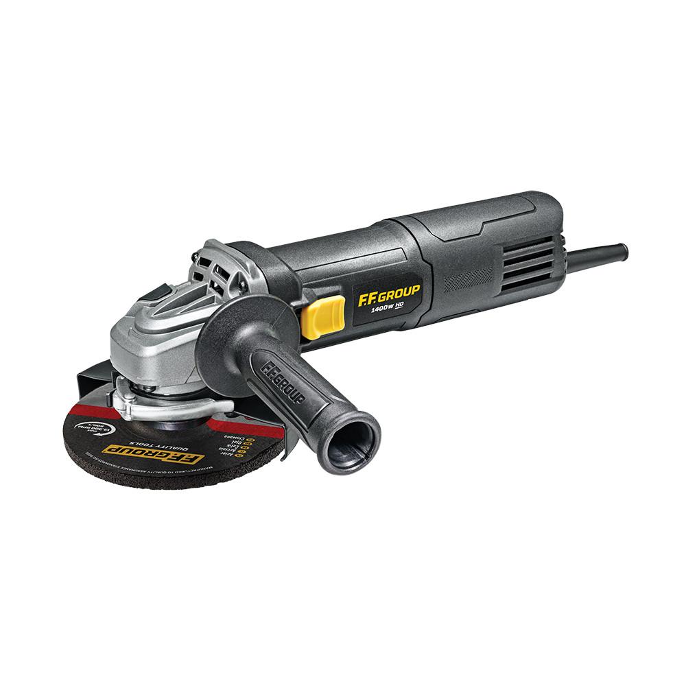 Γωνιακός τροχός 125mm 1400W AG125/1200C HD 45590 FF GROUP