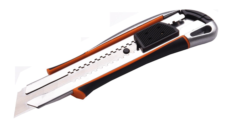 Μαχαίρι μεταλλικό 25mm 570335 HARDEN