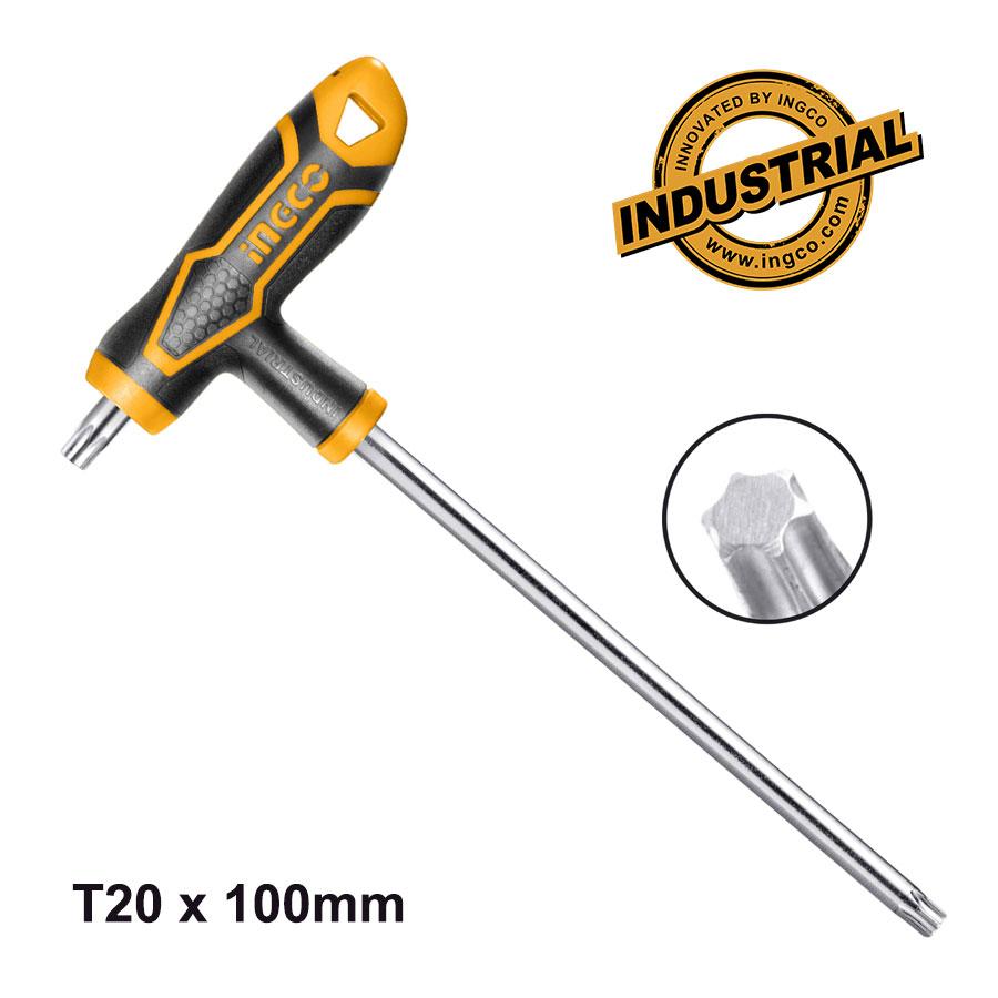 Torx Ταφ T20x100mm HHK15T201001 INGCO