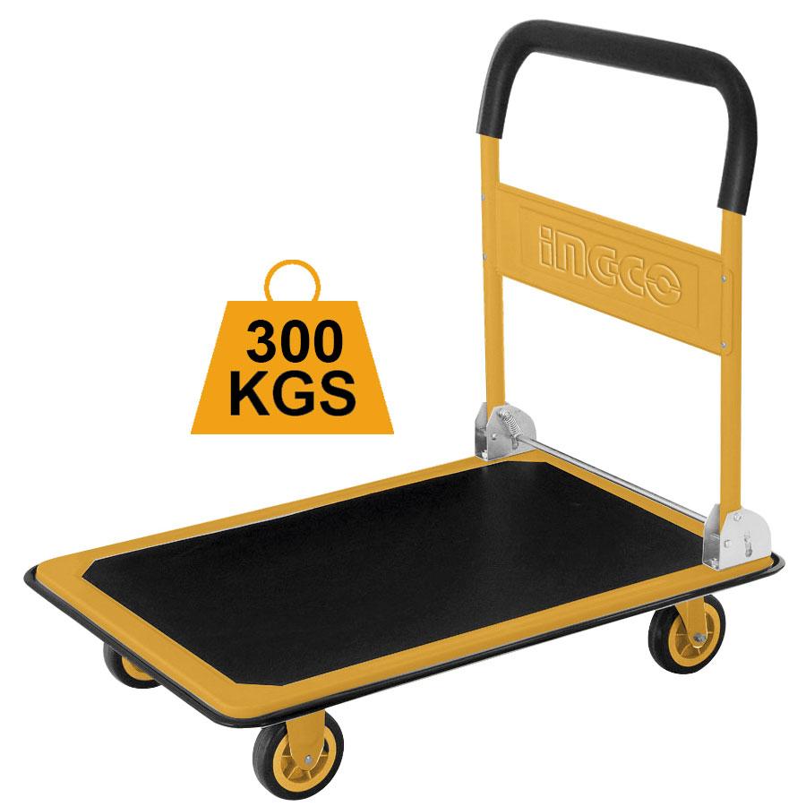 Καρότσι Πλατφόρμα 300kg HPHT13002 INGCO