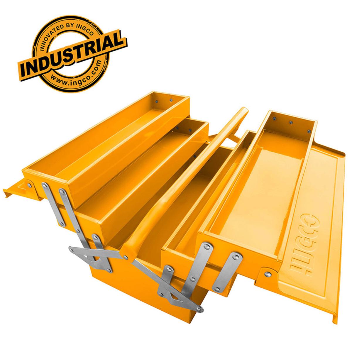 Εργαλειοθήκη μεταλλική 40,4x20x19,5cm HTB03 INGCO